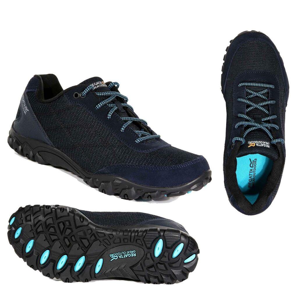 Simple Bottes De Marche Chaussures Outdoor Randonnée Léger Stonegate Gym Trainer Navy
