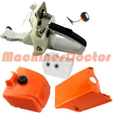 Rear Handle Fuel Tank Housing Fuel Cap Engine Cover fit STIHL 038 MS380 chainsaw