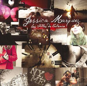 JESSICA-MARQUEZ-LES-FILLES-DU-CALVAIRE-CD-DIGIPACK-NEUF