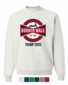 Border-Wall-Keep-America-Safe-Sweatshirt-Trump-for-President-2020-Sweater