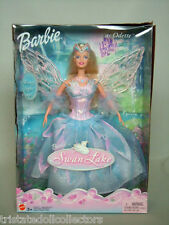 HTF Enchanted Forest BARBIE AS ODETTE in SWAN LAKE Movie Editon_B2766_NRFB