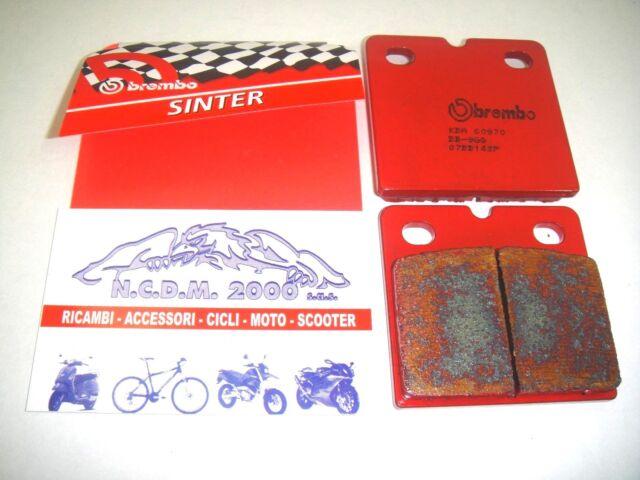 Rear Brake Pads Ducati Supersport 900 Year 1981 Brembo 07BB14SP