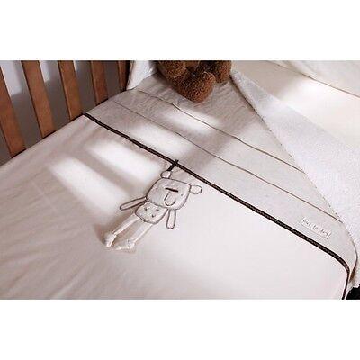 lightweight Duvet Quilt DELUXE Lollipop Labe Lane cot//cot bed COVERLET 110X130