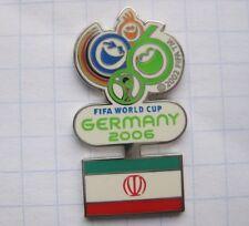 FIFA WM DEUTSCHLAND 2006 / IRAN  ................ Sport-Pin (112k)