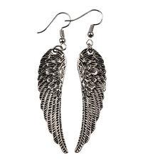 Supernatural Angel Wing Pendants Earrings Peacock Wings Earrings Women Jewelry
