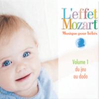 L'effet / Mozart / C - Musique Pour Bebes 1: Du Jeu Au Dodo [new Cd] on sale