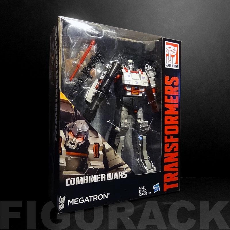 Transformers  Combiner Wars Generations Leader Class Megatron Action Figure