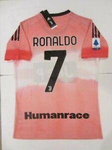 ADIDAS CRISTIANO RONALDO #7 JUVENTUS HUMAN RACE PHARRELL JERSEY ...