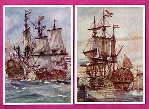 SHIP-LOT-OF-14-VINTAGE-POSTCARDS-624