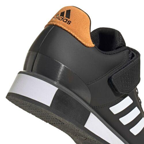 Adidas Power Perfect III Herren Gewichtheben Schuhe Sports Schwarz FU8154