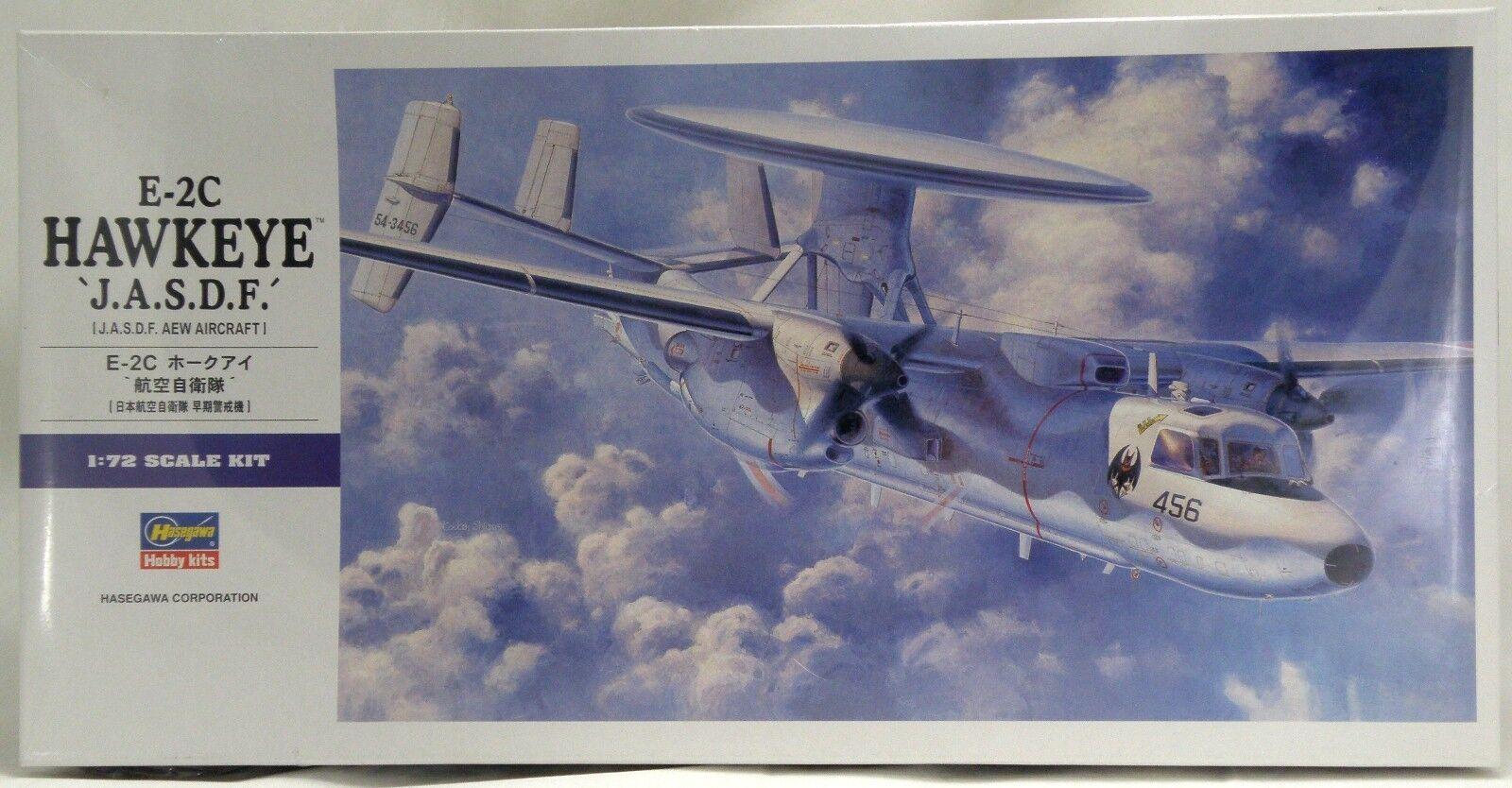 1 72 Scale E-2C Hawkeye 'J.A.S.D.F.' Model Aircraft Kit - Hasegawa