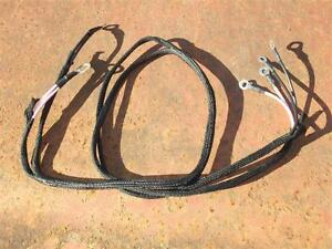 Details about FARMALL HEADLIGHT WIRING HARNESS SUPER H, HV, SUPER M, on