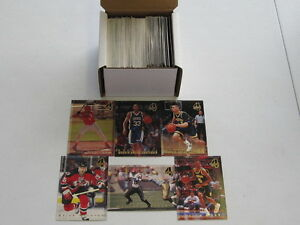 1-200 4 Sport Nm//Mt 1994 Classic Four Sport Set