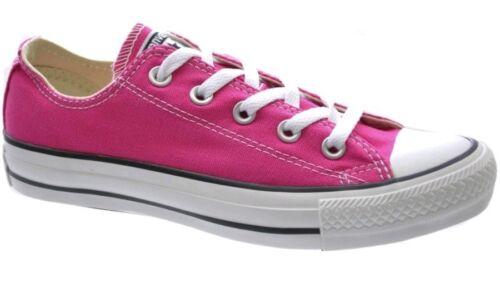 Cosmos Ct Enfants Sz Unisexe 344806c Rose Chaussures formateurs Uk 2 Ox Filles Converse Nouveau Y8qw51n1I
