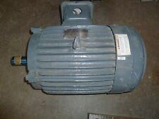 Ac Motor Ge 10 Hp 3 Phase Ac Induction Motor 5ke215bc2050 1755 Rpm