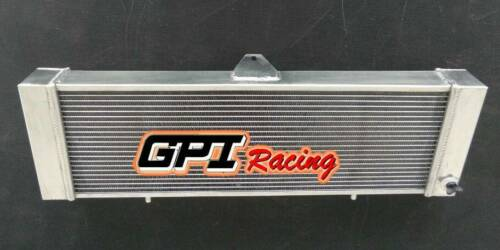 62MM Aluminum Radiator Fit TVR 2500M 2.5L 1972-1977; 3000M 3.0L 1972-1974 M//T