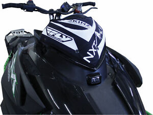 Skinz-NXT-LVL-Windshield-Pack-Flat-Black-White-2012-2017-Arctic-Cat-XF-Series