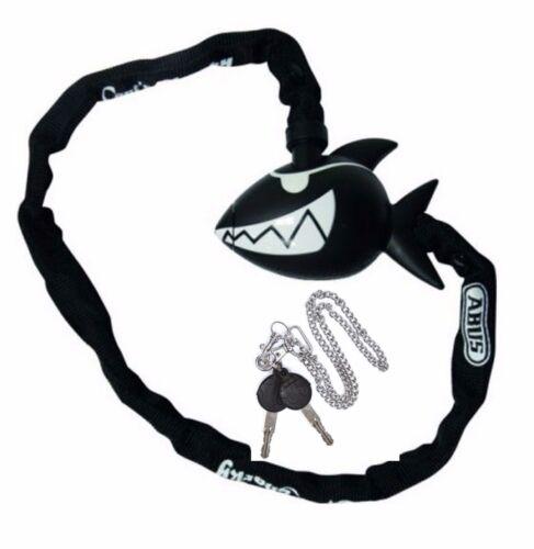 ABUS Kids Bike Chain Lock My First ABUS 1510//Prinzessin Lillifee//CAPT /'N requin