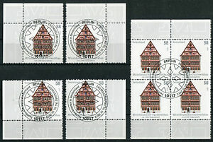 Bund-2970-Eckrand-oder-Viererblock-gestempelt-Vollstempel-Berlin-ETSST-BRD-2012
