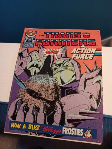 Thundercats Classic Trasformatori DIFENSORI DELLA TERRA UK Comics 80s Street Fighter