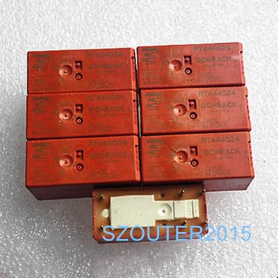 5PCS RP920123 12V TE Power Relay 12VDC 8A 6PIN SCHRACK NEW