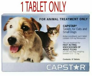 Capstar-Flea-Treatment-Tablets-for-Cats-and-Small-Dogs-11mg-1-TABLET