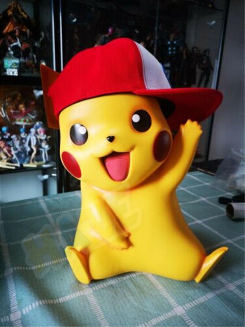 Pokemon Pokemon Goding Pikachu 1  1 Corps Complet En PVC Figura Jouet 40cm