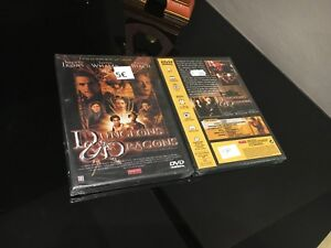 Draghi Y Dungeon Dungeons & Dragons DVD Jeremy Irons Thor Birch Justin Whal
