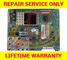 Samsung BN41-00975A BN41-00975B BN41-00975C Main Board REPAIR SERVICE