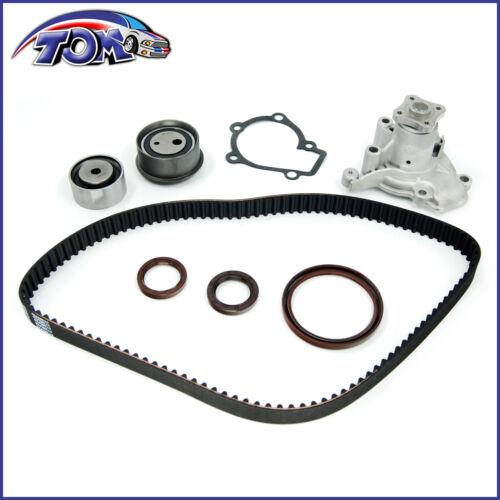 Timing Belt Kit /& Water Pump Fits Kia Hyundai Elantra Tiburon 2.0L G4GF Engine