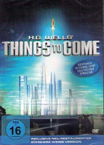 1 von 1 - DVD NEU/OVP - Things To Come (H.G. Wells) - Raymond Massey