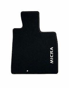 Nissan-Micra-K13-Genuine-Luxury-Floor-Mats-Velour-Set-of-4-KE7551H061