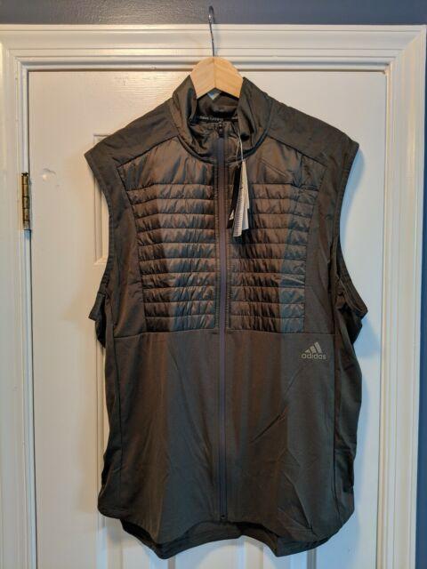NEW adidas Ultra Energy Vest Men's Running AZ2901 size large slim fit