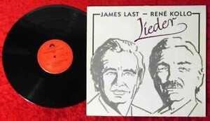 LP-James-Last-amp-Rene-Kollo-Lieder-Polydor-841-240-1-D-1989