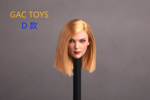 1:6 GACTOYS GC006 Blond Long Hair Head Sculpt F 12/'/' PH Body Figure