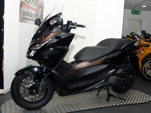 new honda forza 125 scooter in stock now 3 999 on the road ebay. Black Bedroom Furniture Sets. Home Design Ideas