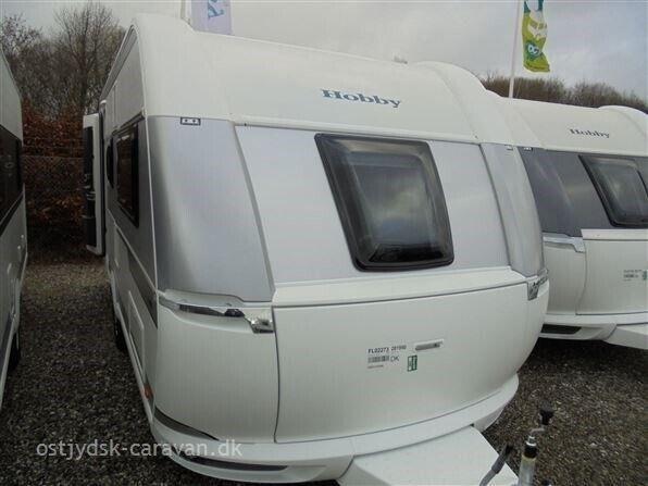 Hobby De Luxe 495 UL DK line, 2020, kg egenvægt 1250