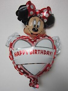 1pcs-Foil-aluminum-balloons-Mini-mouse-style-Party-Decoration