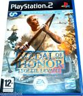 PlayStation 2 jeu video MEDAL of HONOR SOLEIL LEVANT console ps2 complet TBE