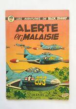 BD - Buck Danny Alerte en Malaisie 18 / EO 1958 / HUBINON & CHARLIER