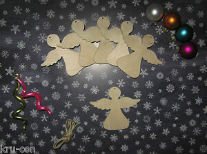 Geschenkanhänger Für Weihnachten Motiv Engel Geschenk Basteln