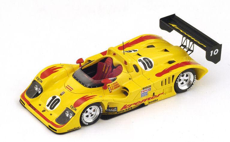 Kremer K8  10 Winner Daytona  1995 Lassig   Lavaggi   Bouchut-werner 1 43 Model  gros pas cher
