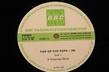THE STRANGLERS ERIC CLAPTON EURYHTMICS OMD SPANDAU DEPECHE MODE BBC DISC 955 LP