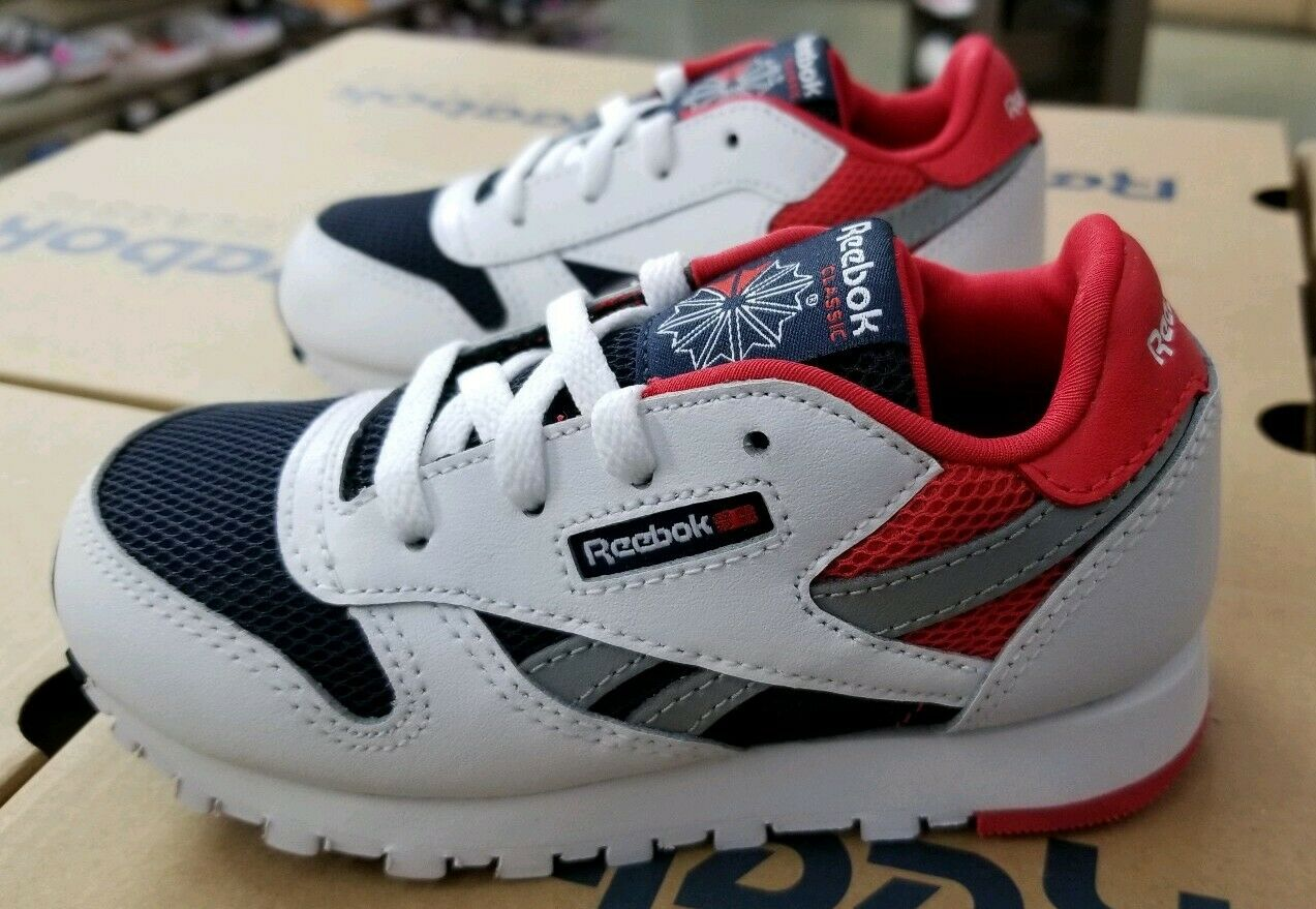 Reebok Classic Leather Color Block for