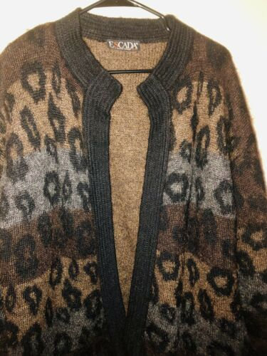 L In Germany Maglione Germania superkid Escada Made mohair Taglia Authentic Vintage Bw4tv