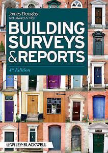 Building-Surveys-and-Reports-4e-Douglas-James-New-Book