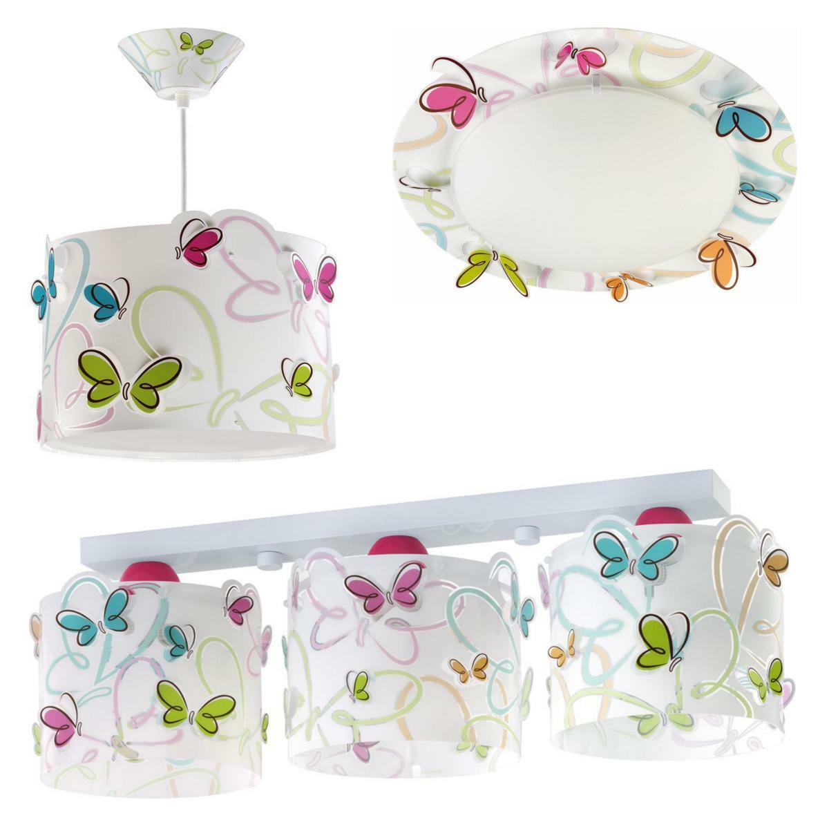 LED Schmetterling Jugendzimmerlampe Kinderzimmerlampe Kinderzimmer Leuchte Lampe | Realistisch