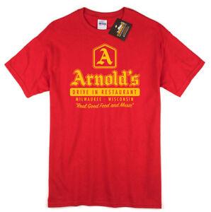 Arnold-039-s-Unidad-en-Inspirado-En-Tv-Show-feliz-Dias-Fonz-Retro-Television-Nuevo