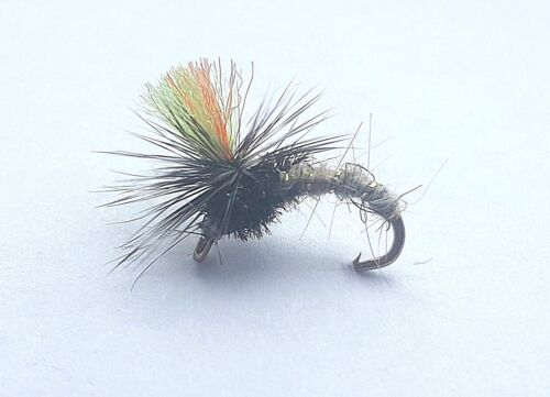 HARES EAR INDICATOR KLINKHAMMER Dry Trout fly Fishing by Dragonflies