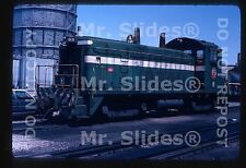 Original Slide P&OV Pittsburgh & Ohio Valley SW9 3 In 1983